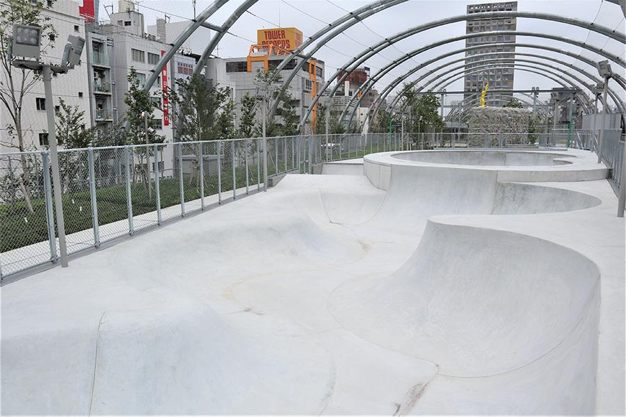 宮下公園スケート