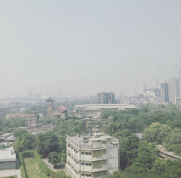 ムンバイ大気汚染