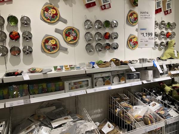 IKEA渋谷子ども用品おままごと